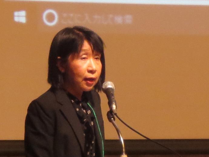 提言者 鹿児島県 向井 智子