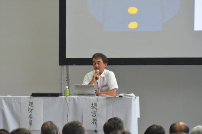 提言者 埼玉県 小林 央士