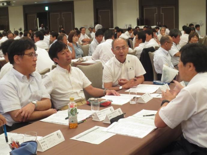 第5B分科会グループ討議