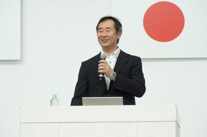 記念講演講師 梶田 隆章 氏