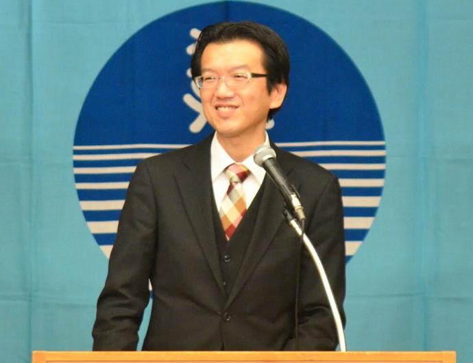 長島研究部長あいさつ