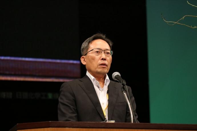 徳島大会実行委員長あいさつ