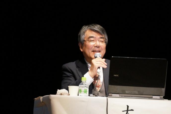 シンポジスト 文部科学省初等中等局教育局 視学官 太田 光春 氏