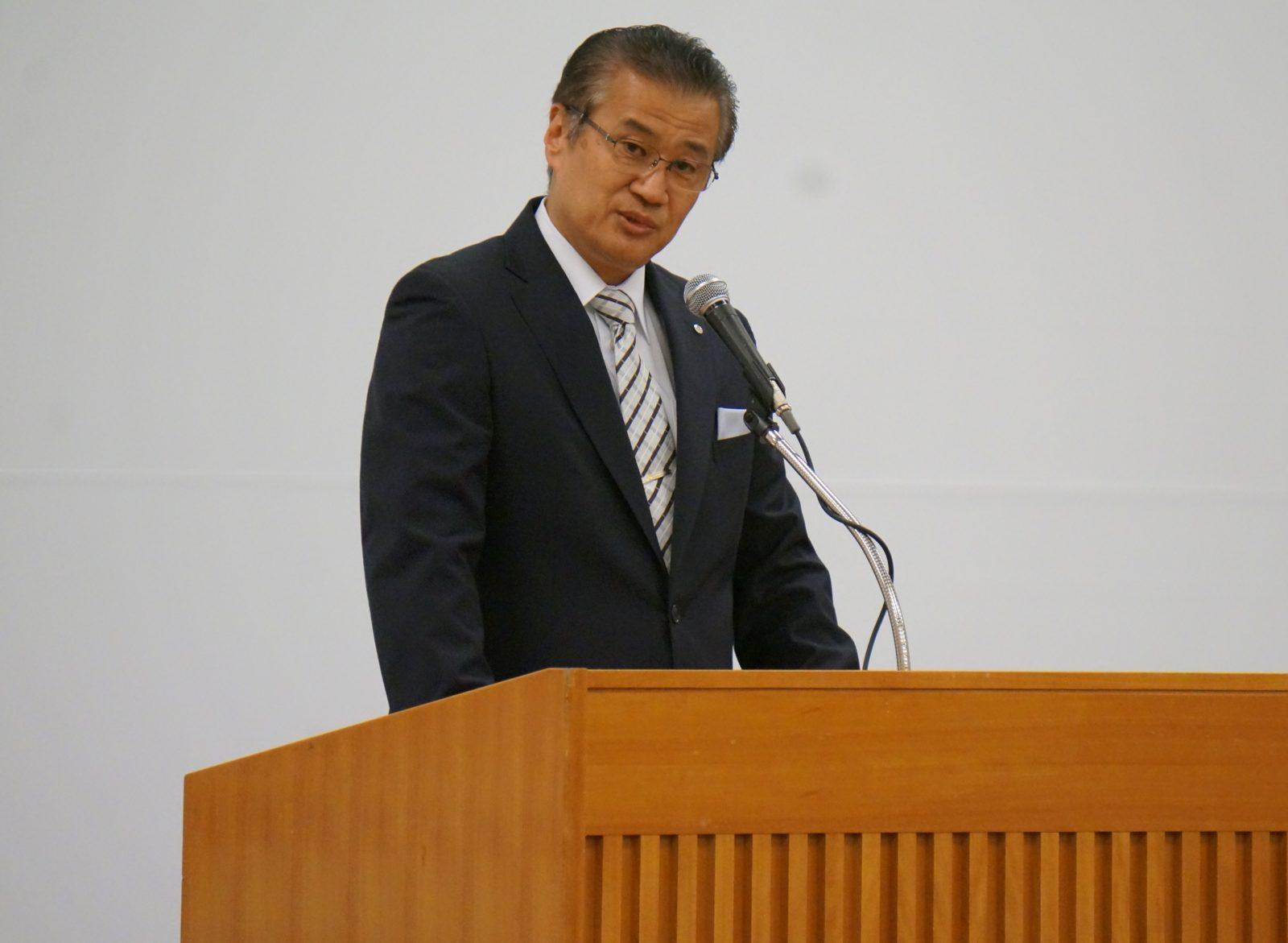 今井会長あいさつ