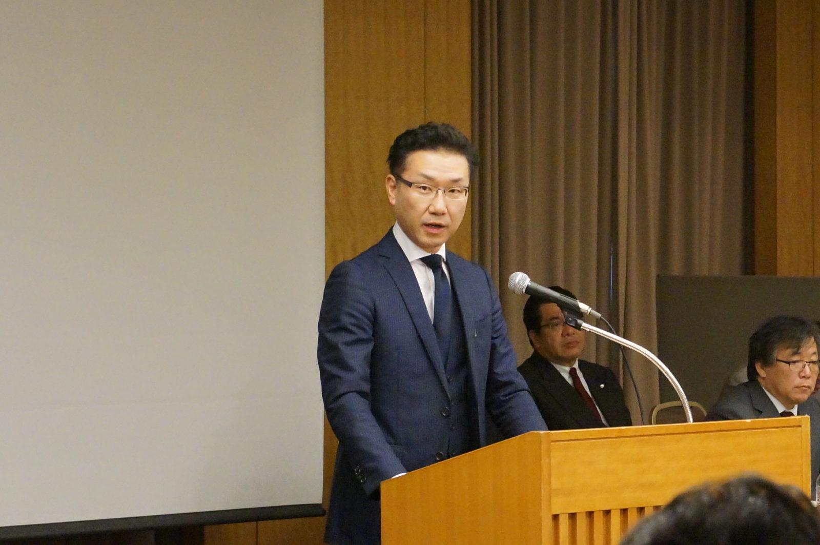 札幌大会研究部長