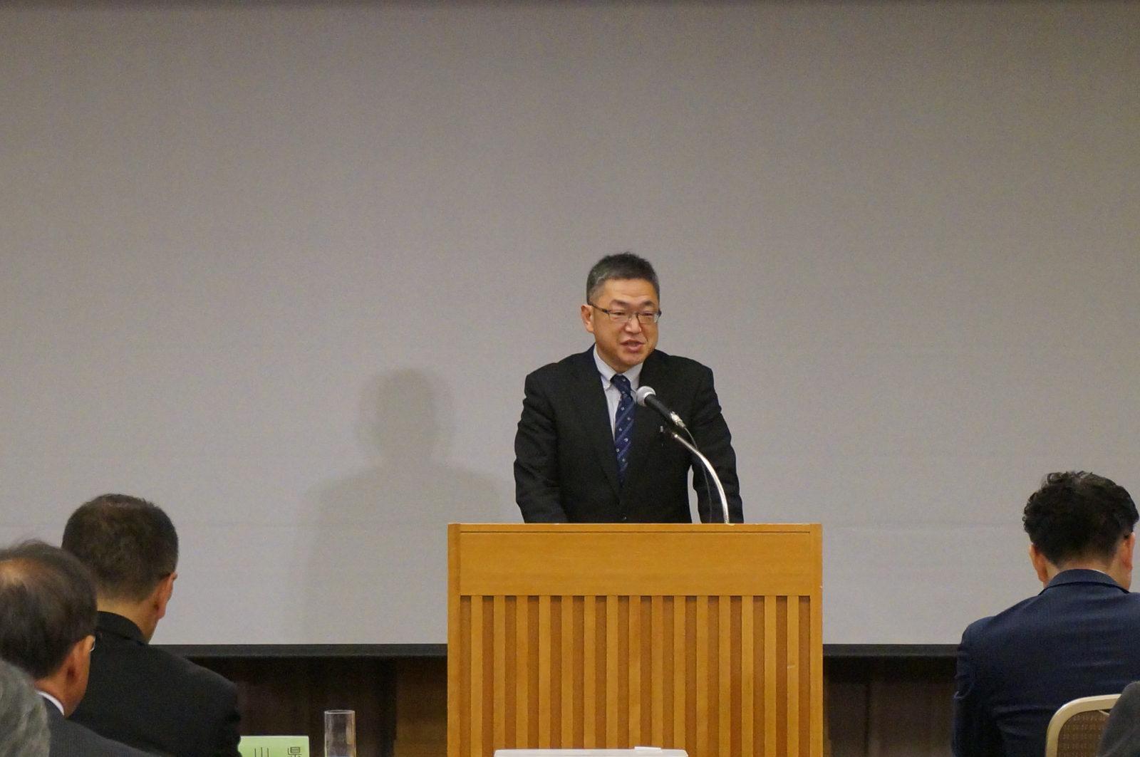 富山県研究部長