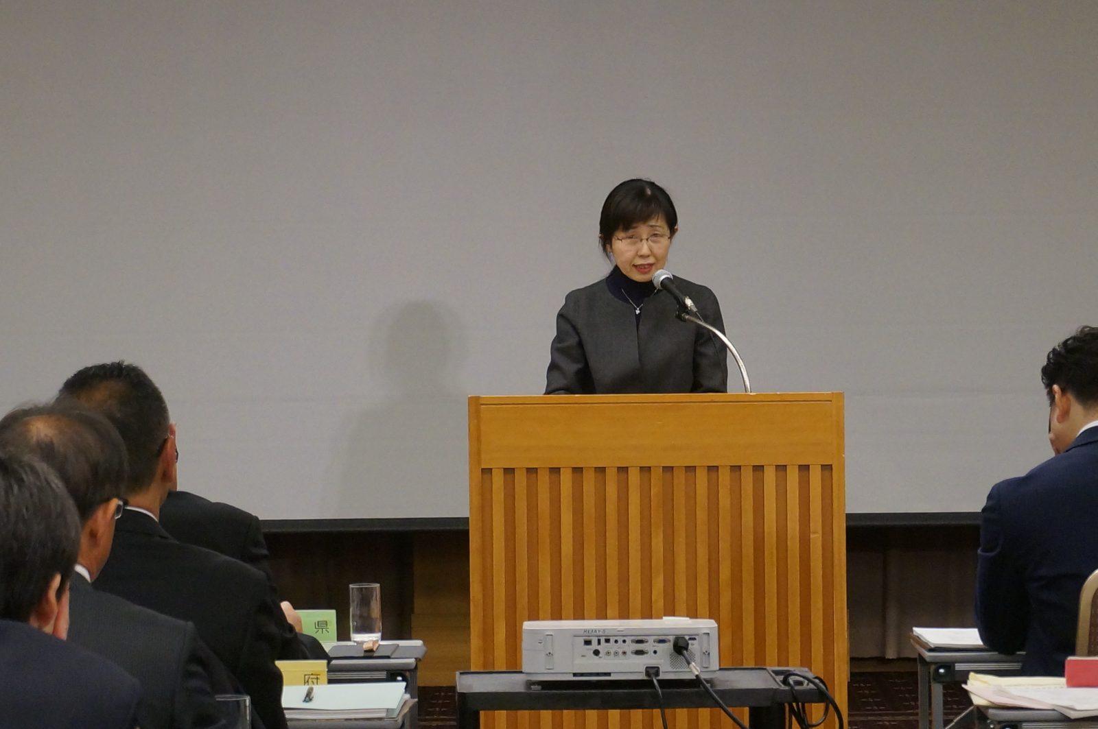 香川県研究部長